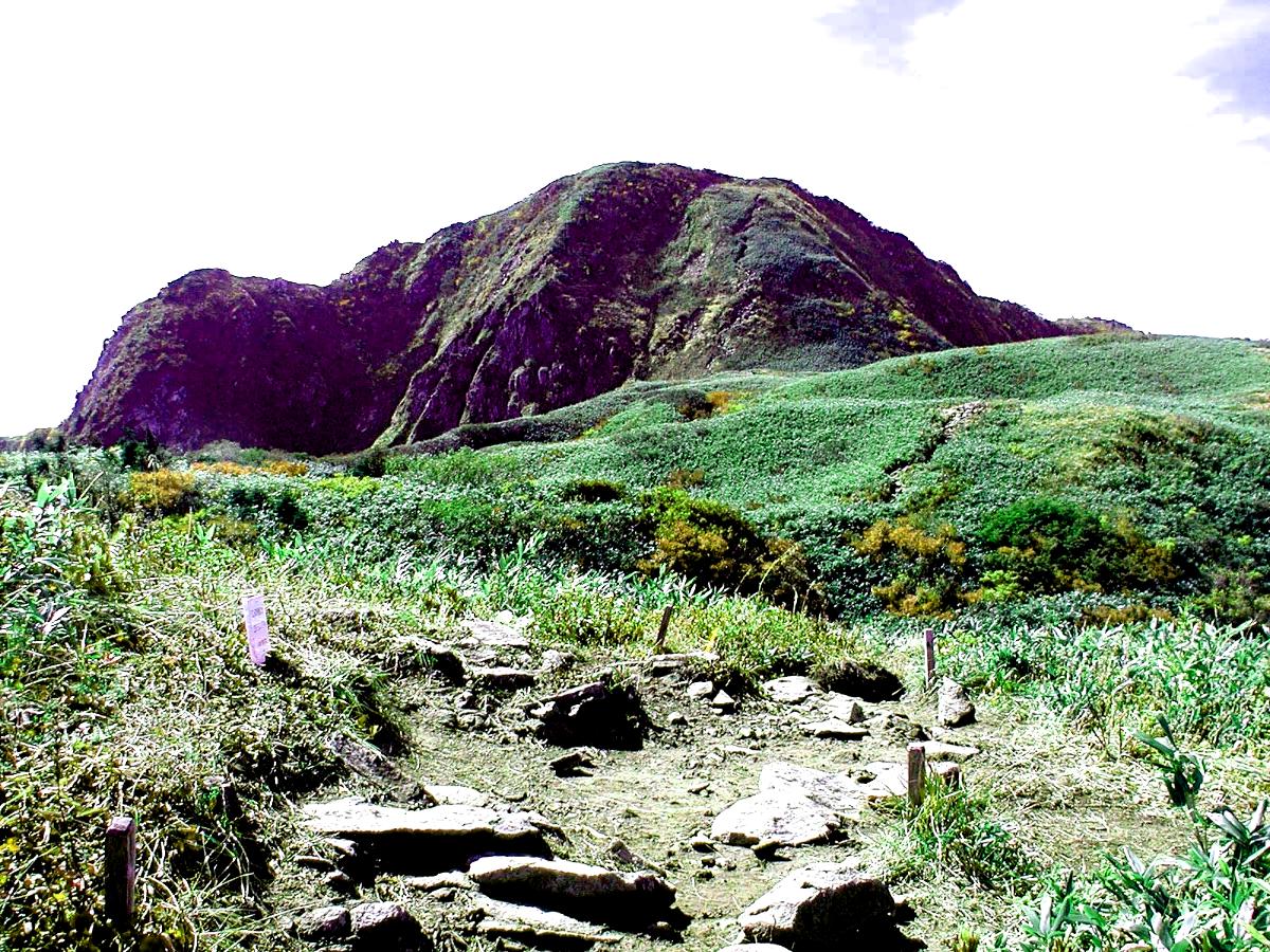 2001.10.3雨飾山